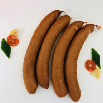 Saucisses de Strasbourg x4