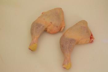 Cuisses de poulet x2