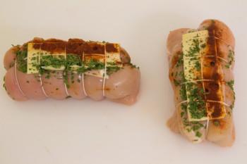 Filets de poulet orloff x2